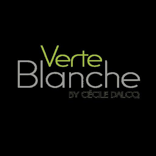 Verte Blanche by Cécile Dalcq Logo