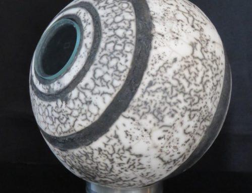 Exposition temporaire: Art minéral…de terre et de verre…