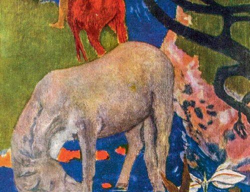 """Alexandre Blaineau """" Les Chevaux de Rimbaud"""""""