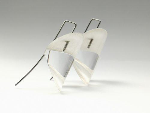 Boucles transparence by Cécile Dalcq